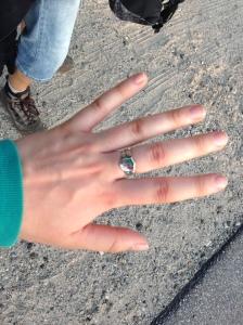Sõrmed läksid paiste :)))