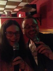 Ega selfie't saa unustada laulmise ajal