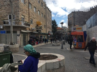 Julie ja Jeruusalem