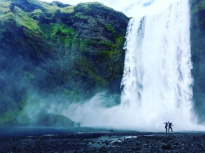 Waterfallid igal pool, üks võimsam kui teine