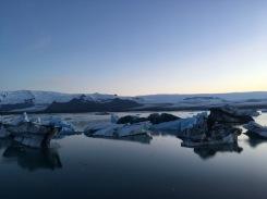 Südaöö Glacier Lagoonis :)