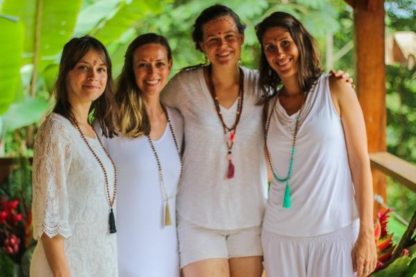 Alissa, Nicole ja Avani. Minu suurimad õpetajad ja toetajad sel teekonnal <3